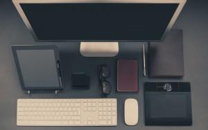 desk-clean